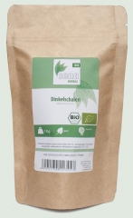 SENA-Herbal Bio -  ganze Dinkelschalen